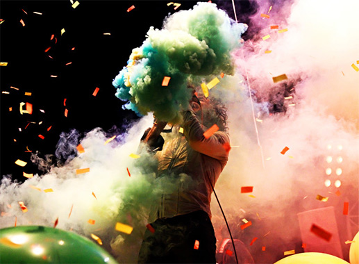 The Flaming Lips, Buenos Aires, 2011.