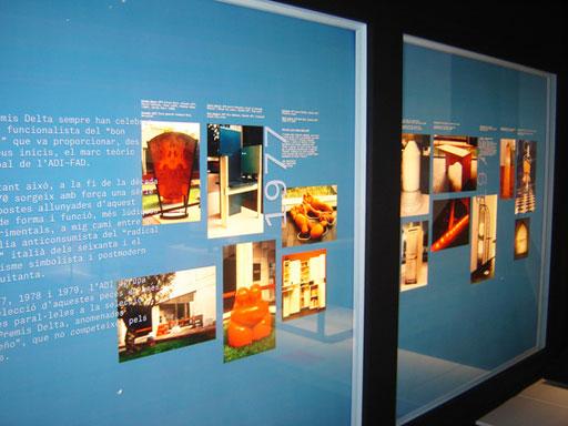 Exposición Premios Delta