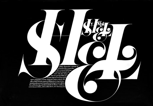 Aviso anunciando a Sudler, Hennessey & Lubalin, 1959