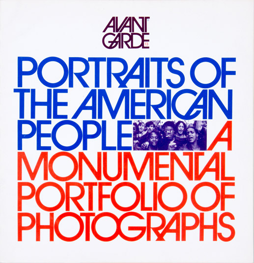 Tapa de Avant Garde, 1971