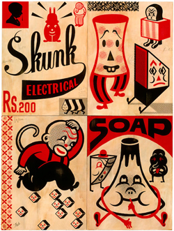 @Gary Taxali - Skunk Electrical Soap
