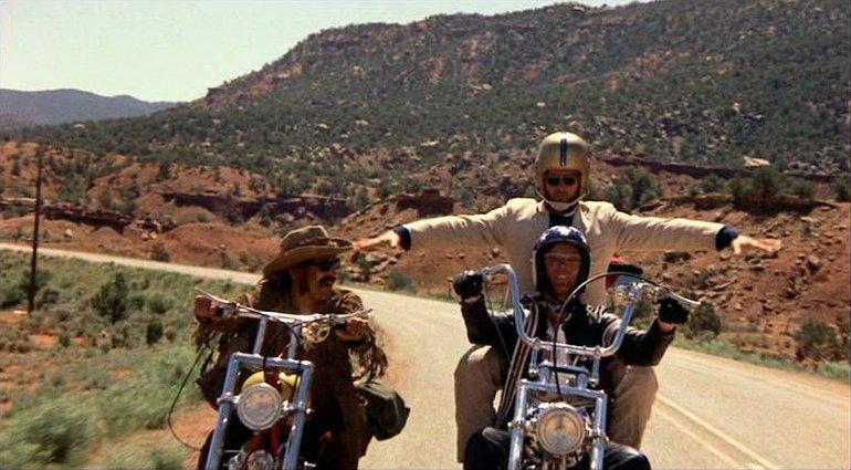 @Easy Rider