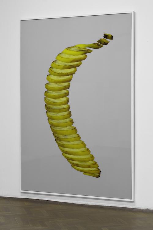 Half a banana 2014 Mateusz Sadowski - Fotografía - Cortesía del artista y Galeria Stereo