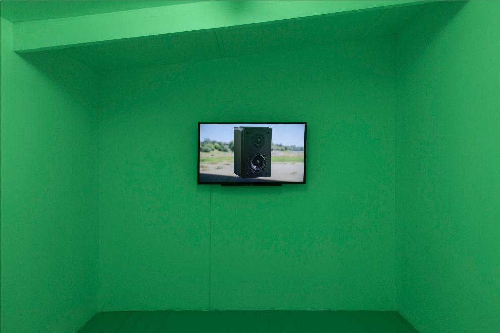 Stres 2015 Mateusz Sadowski - Vista de la exhibición - Cortesía del artista y Galeria Stereo